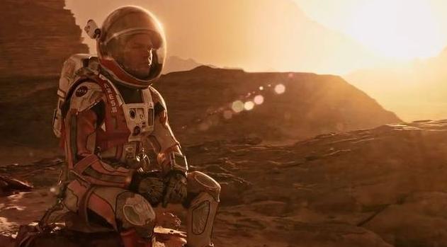 Seul sur Mars cartonne!