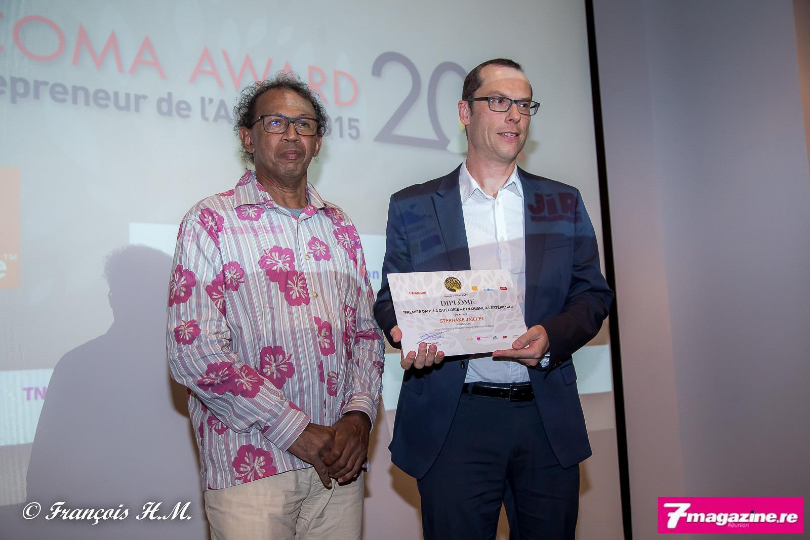 Tecoma Award 2015: Marie-Rose Won-Fah-Hin lauréate