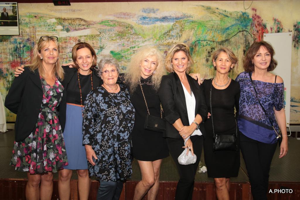 Les femmes du Club des Uniques!