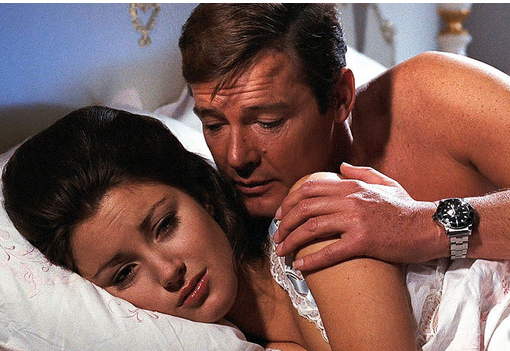James Bond et sa mythique Rolex à 335 000€