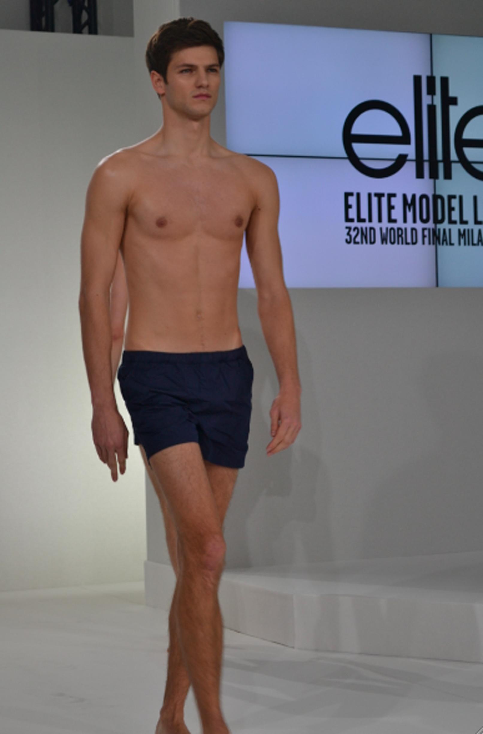 Tristan (France), le gagnant du concours catégorie Garçons