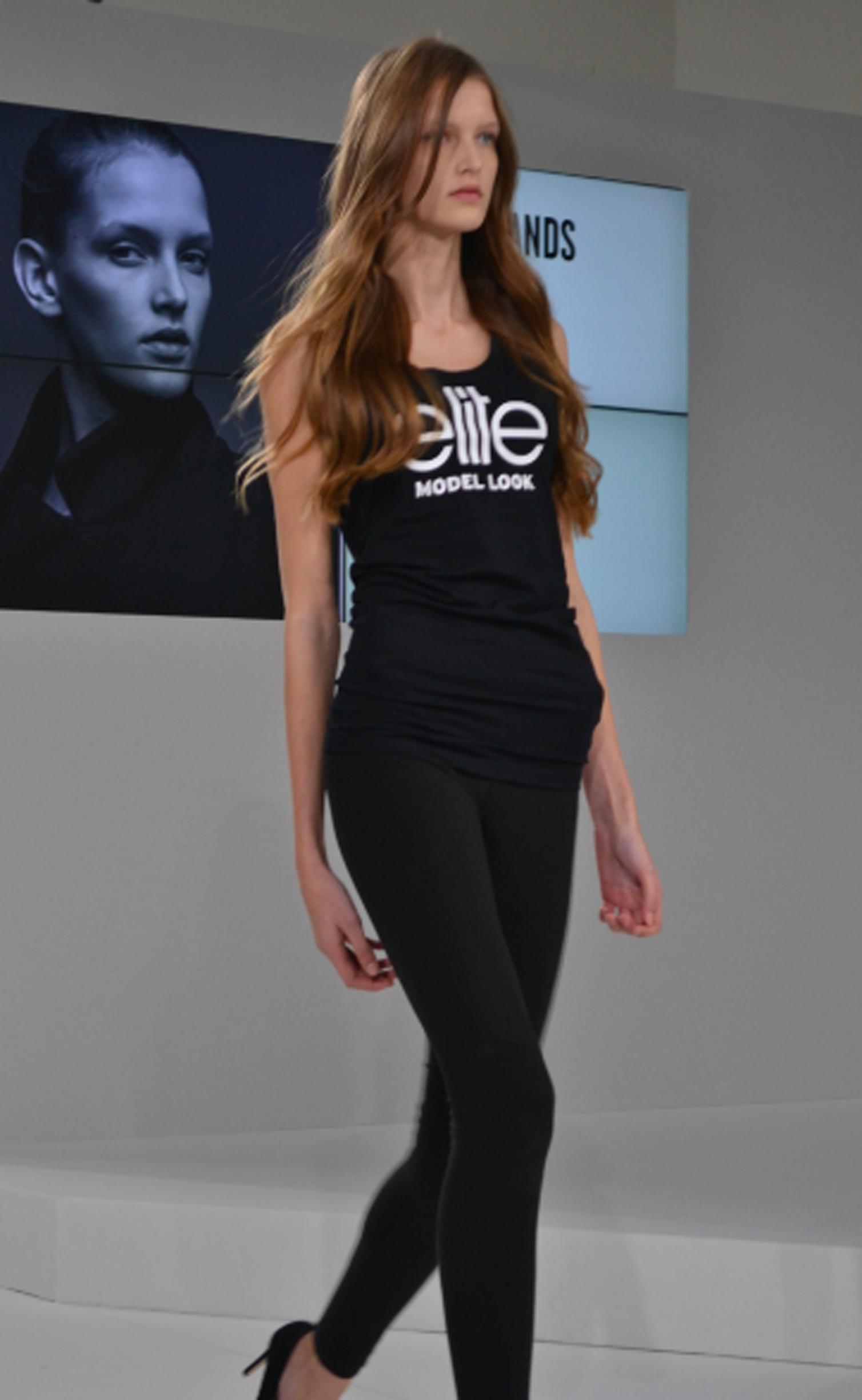 Anouk (Pays-Bas), la gagnante du concours catégorie Filles