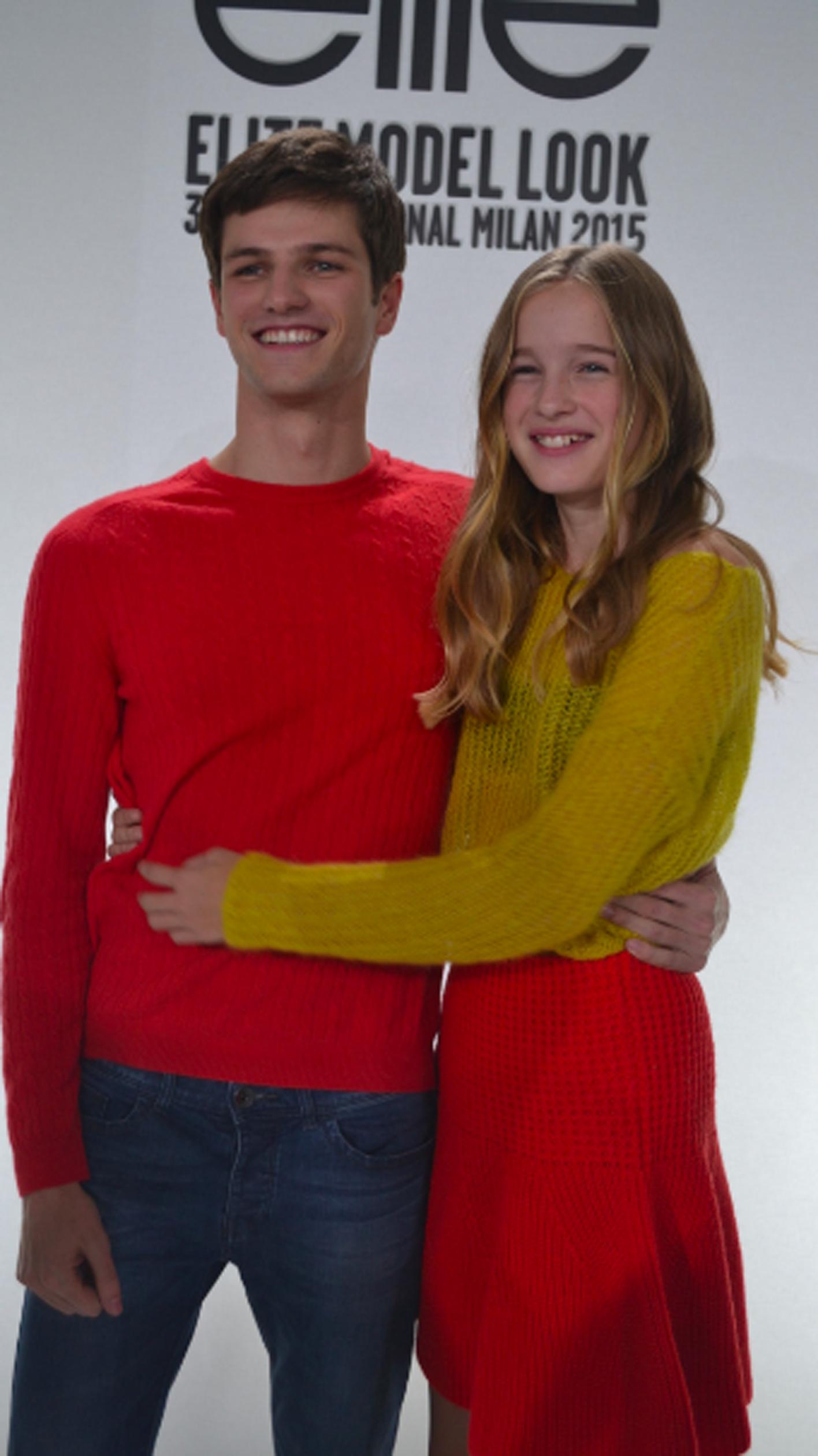 Léia et Tristan, le gagnant