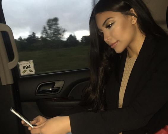 Elle publie ses photos sur Instagram depuis trois mois seulement