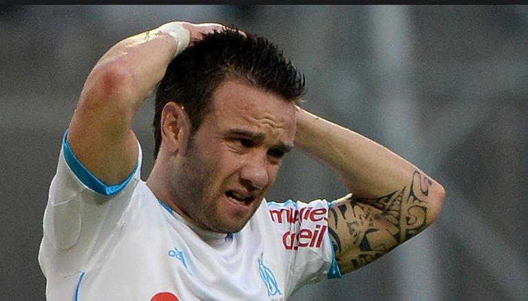 Valbuena: un chantage pas si grave...