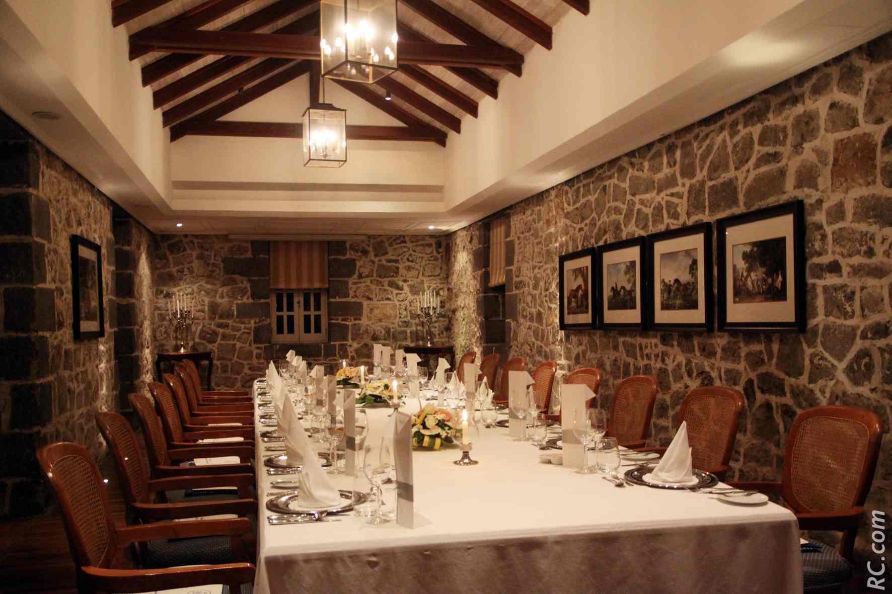 Ici au Château Mon Désir, de nombreuses personnalités ont dîné. On en cite quelques unes: la Princesse Royale d'Angleterre,  François Mitterand,  Lara Fabian, des stars hollywoodiennes, tel que Shah Rukh Khan...