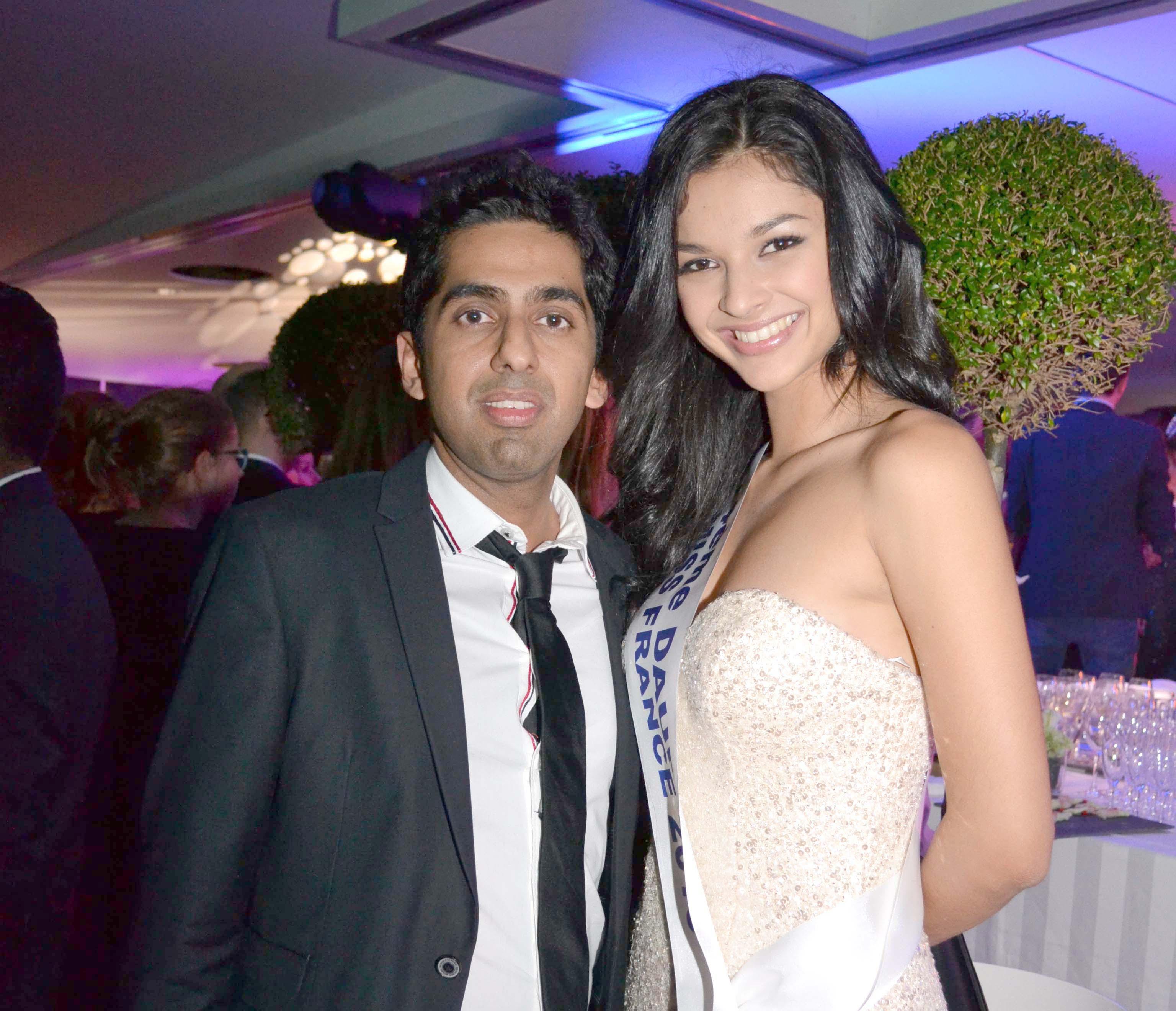 Réchad Patel, avocat, et Azuima Issa