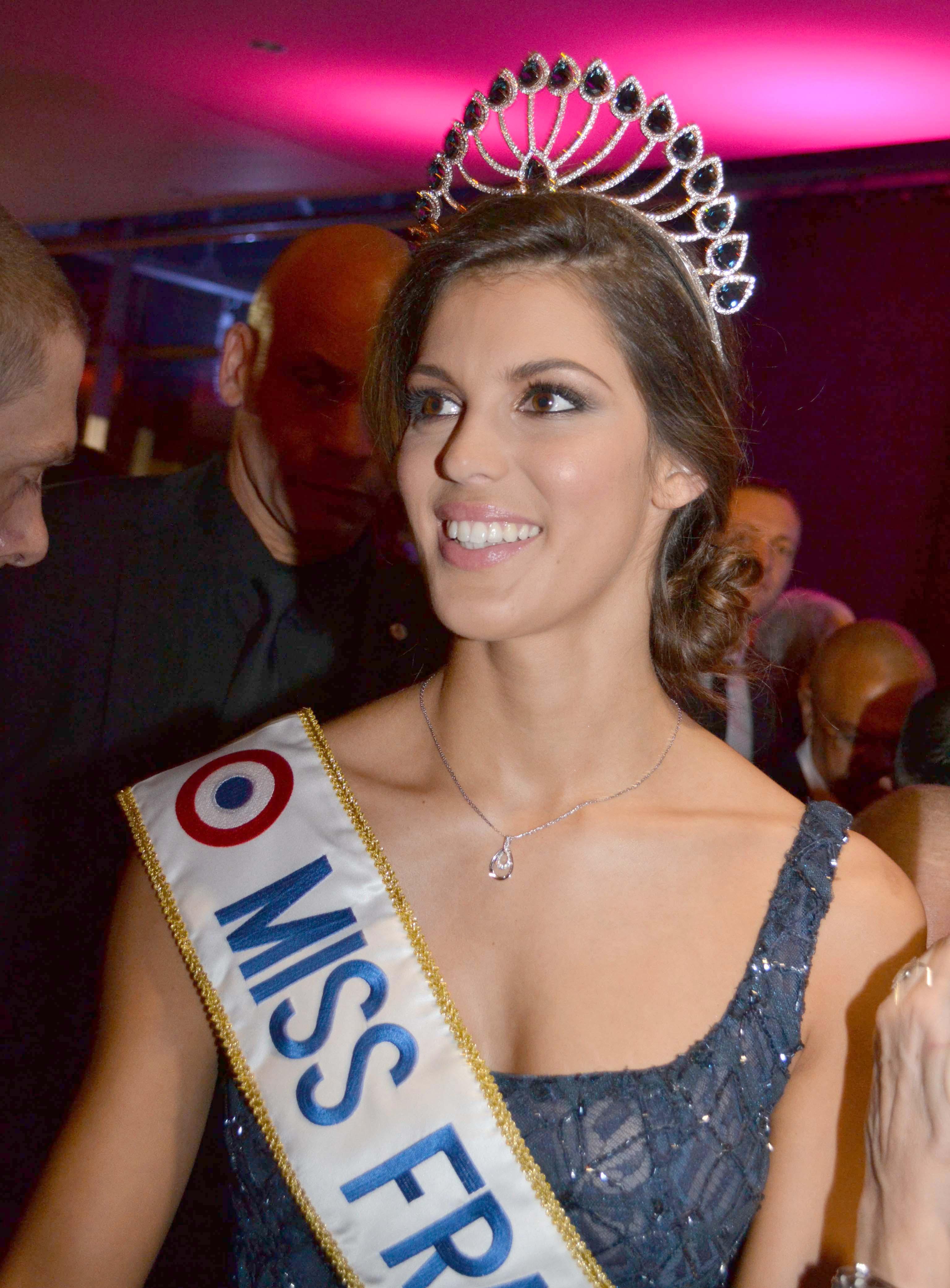Iris Minnenaere, Miss France 2016, sera dans notre île pour la finale Miss Réunion 2016