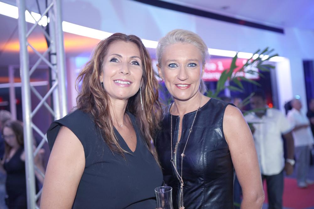 Ariane Loupy et Catherine Ronin