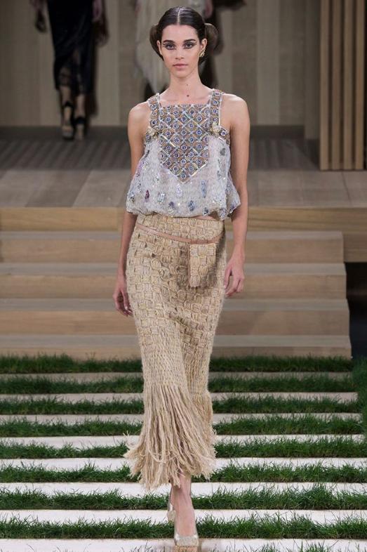Chanel Haute Couture, printemps été 2016