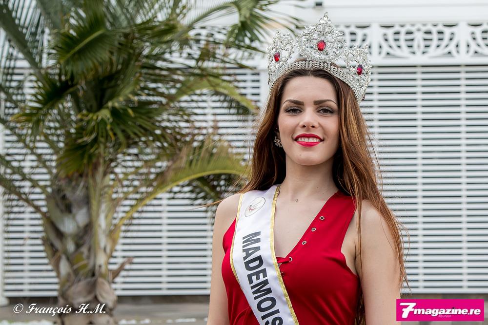 Pauline Lima a 18 ans, et elle espère continuer dans la mode…
