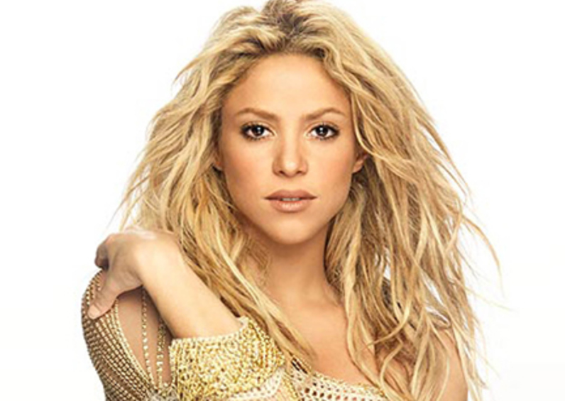 Shakira au naturel: son vrai visage!