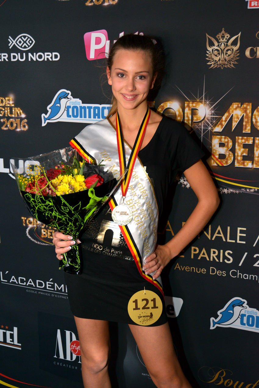 Junior Girl Model Photo: Ambre Boussaingault