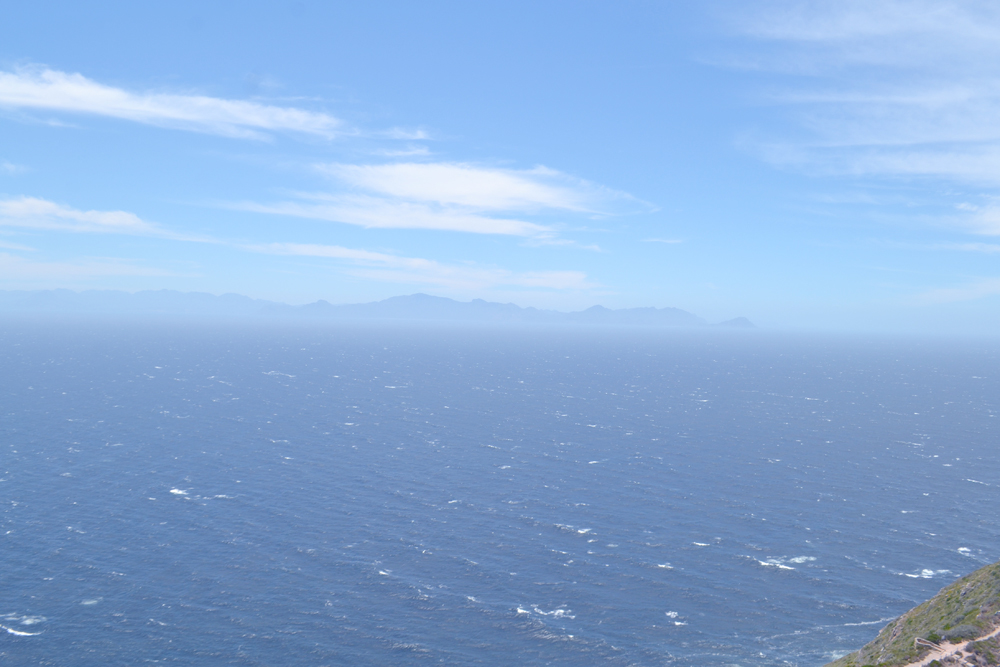 """Là où les Océans Indien et Atlantique se """"mélangent""""..."""