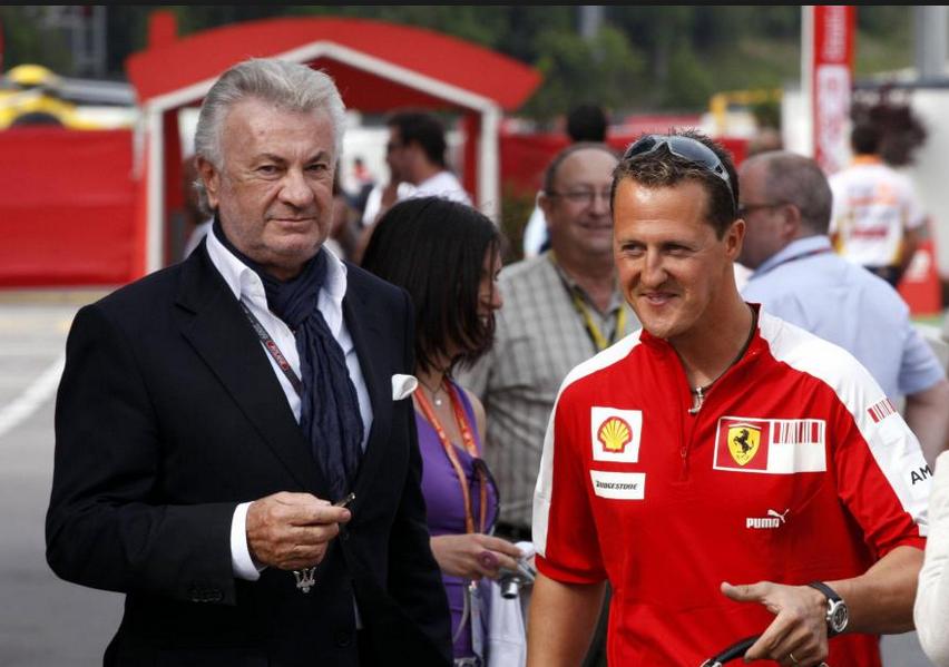 L'ex-manager de Schumacher ne supporte plus l'omerta autour de son ami