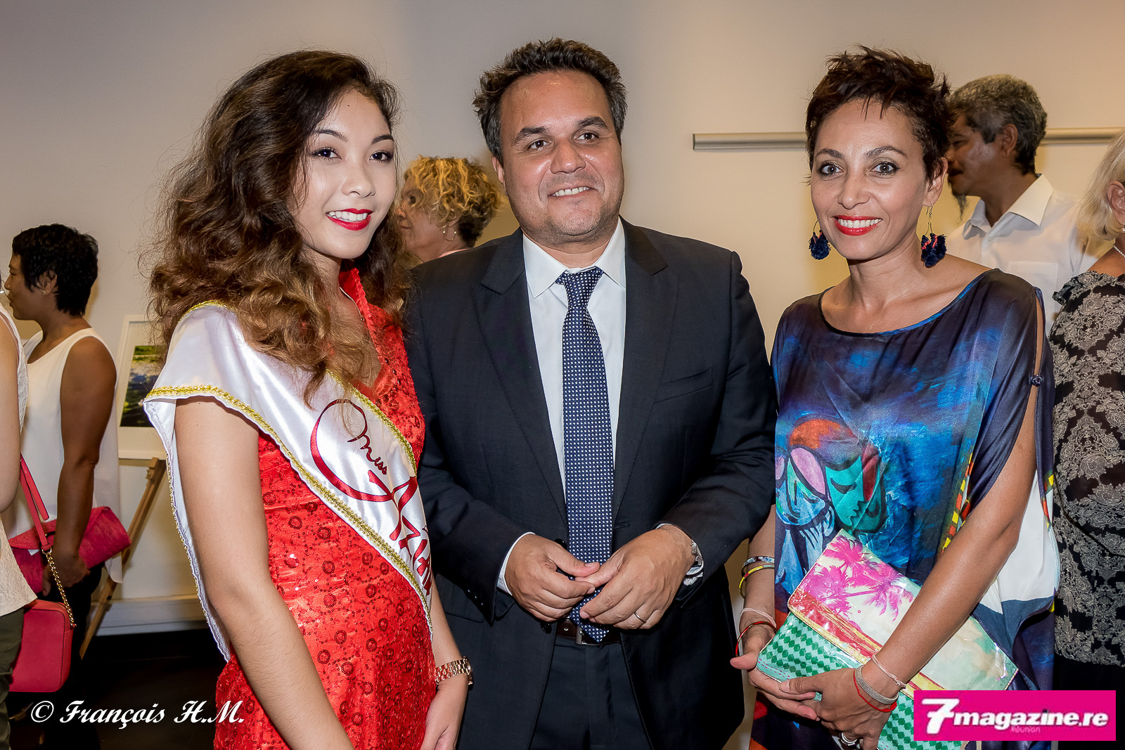 Manon Lio Soon Shun, Didier et Corine Robert
