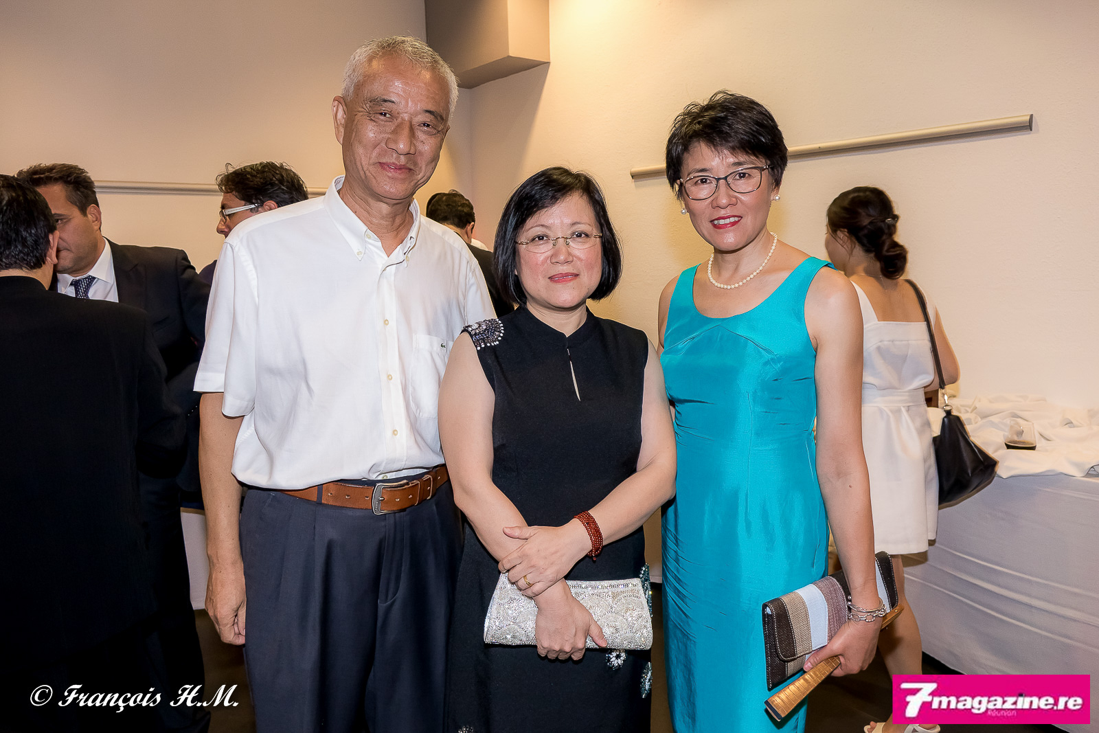 La Consule de Chine a fêté l'Année du Singe!