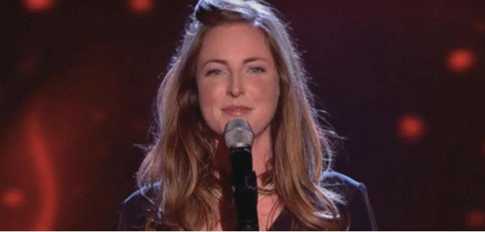 Photo: capture d'écran, The Voice UK BBC One