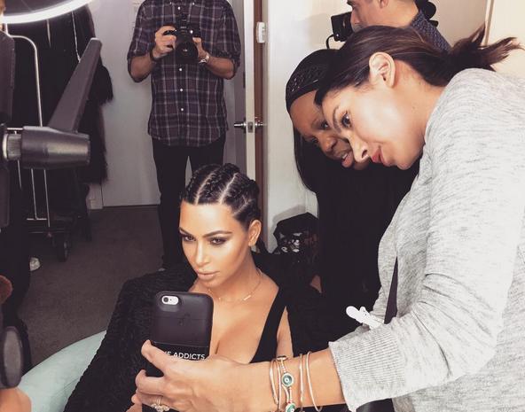 Photos: Instagram Kim Kardashian