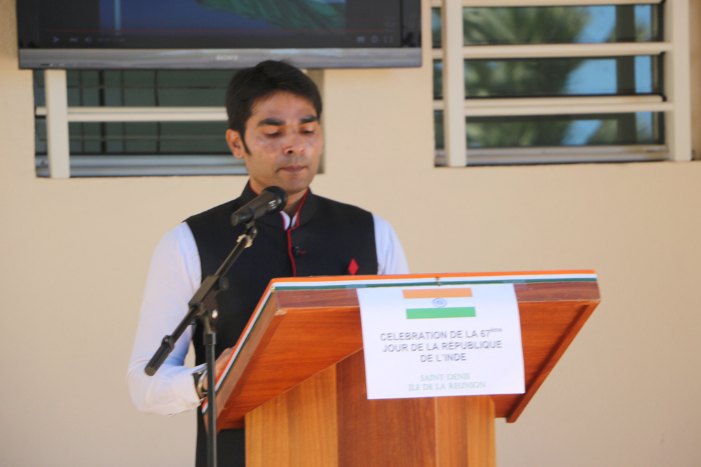 67ème Jour de la République de l'Inde