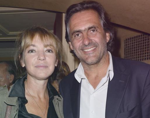 Valérie Guignabodet et son époux Emmanuel Chain. La mort les a séparés...