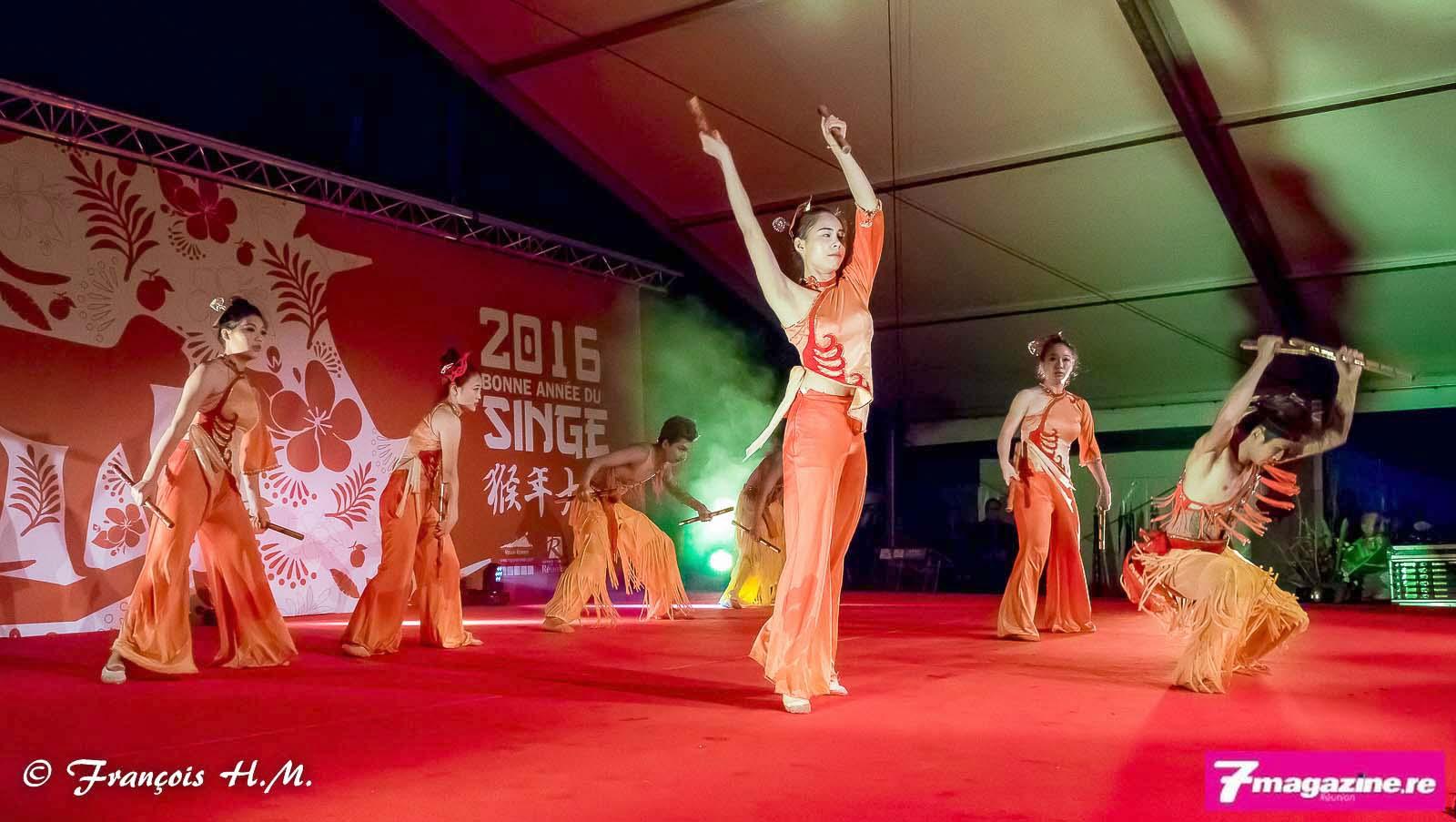 2 000 personnes au Moca pour fêter l'Année du Singe!