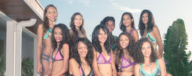 Miss Réunion Ouest 2016<br>Les 10 candidates