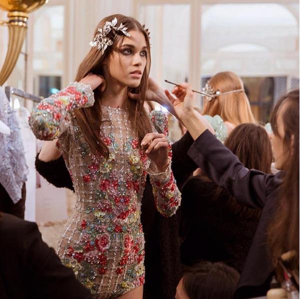 Fashion Week de Paris: ça commence!