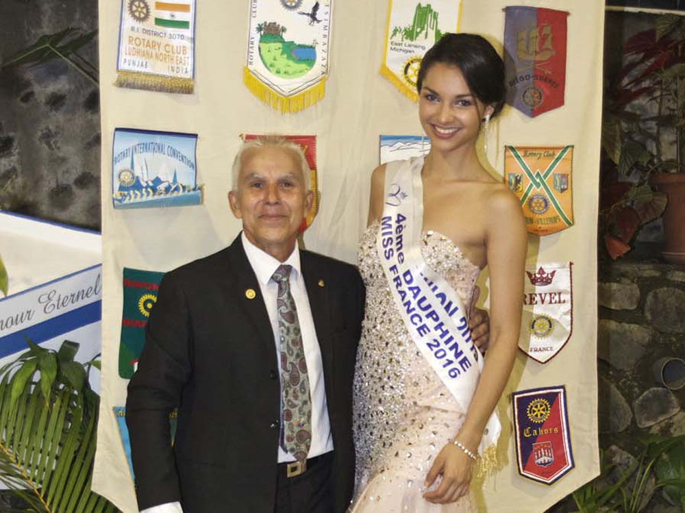 Jean-Pierre Hoarau et Azuima Issa