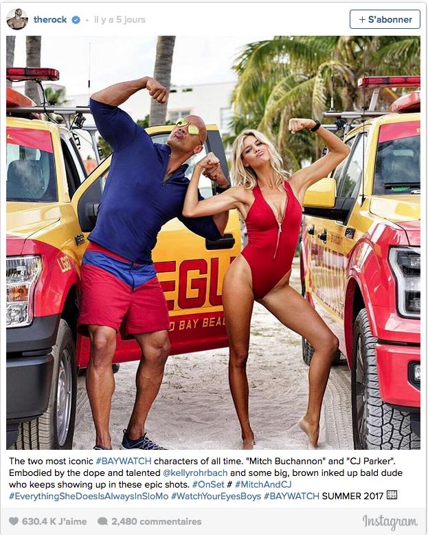 Kelly Rohrbach: la nouvelle Pamela Anderson