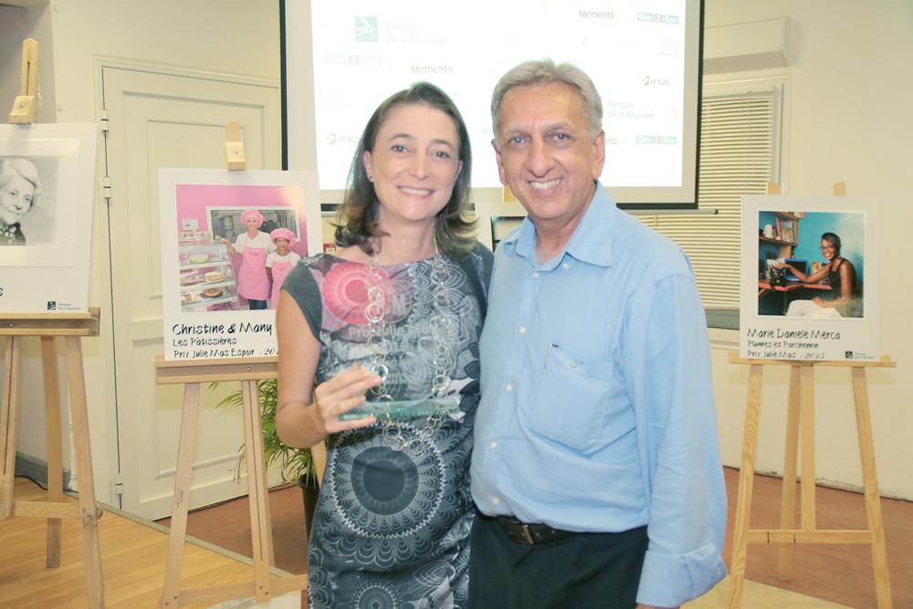 Les 10 ans du Prix Julie Mas<br>Les femmes entrepreneures récompensées