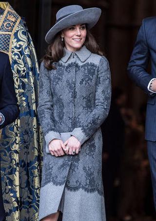 Gros faux pas fashion pour Kate Middleton?
