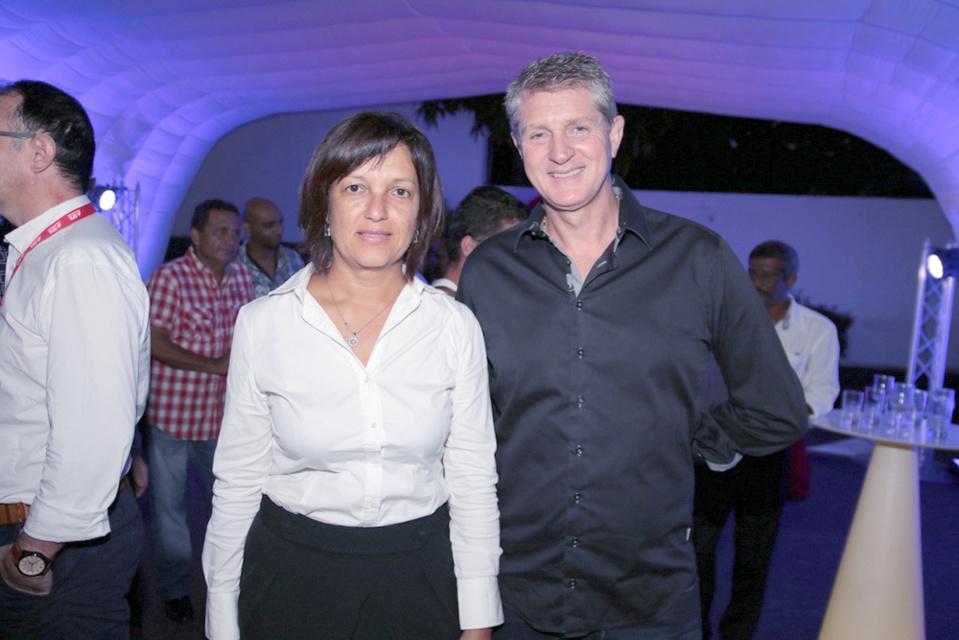 Rosine Daubin et Yves Gruyer