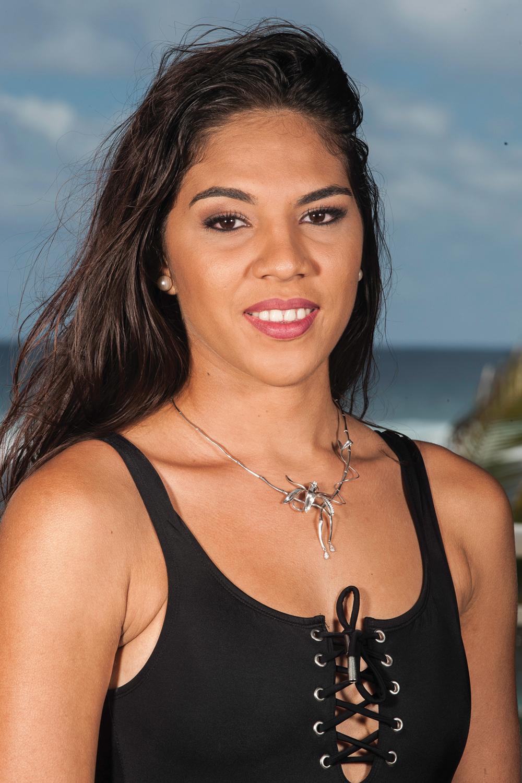 6. Alison Abémonti 18 ans, 1,74m - Saint-Joseph