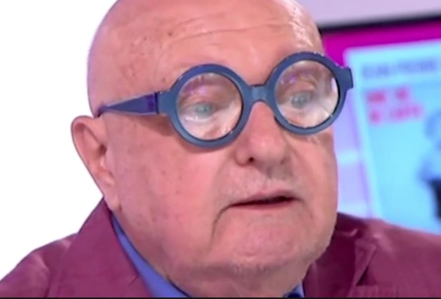 Mort de Jean-Pierre Coffe, le pourfendeur de la malbouffe
