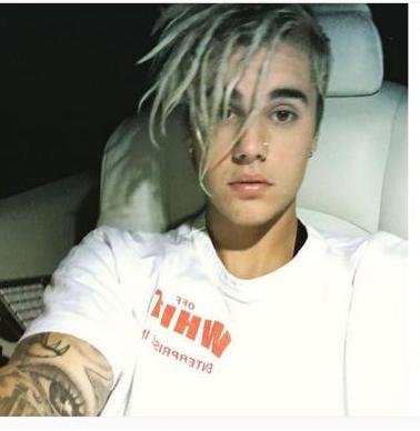 Justin Bieber adopte les dreadlocks