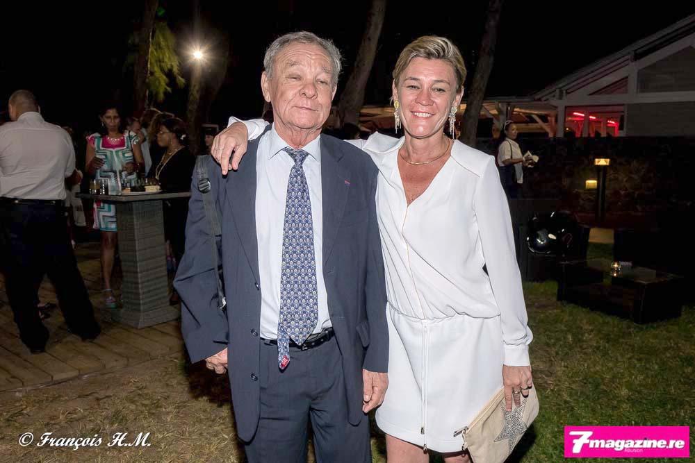 Alix Séry et sa fille Anne