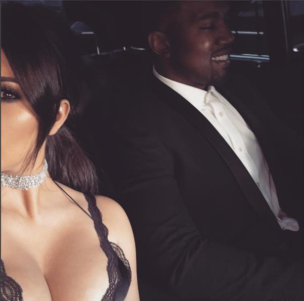 Kim Kardashian: photos hot avec Kanye West