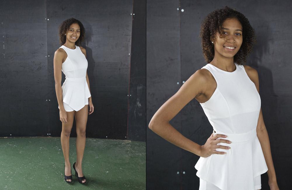 N°5 - Cory Seychelles - 17 ans, 1,64m