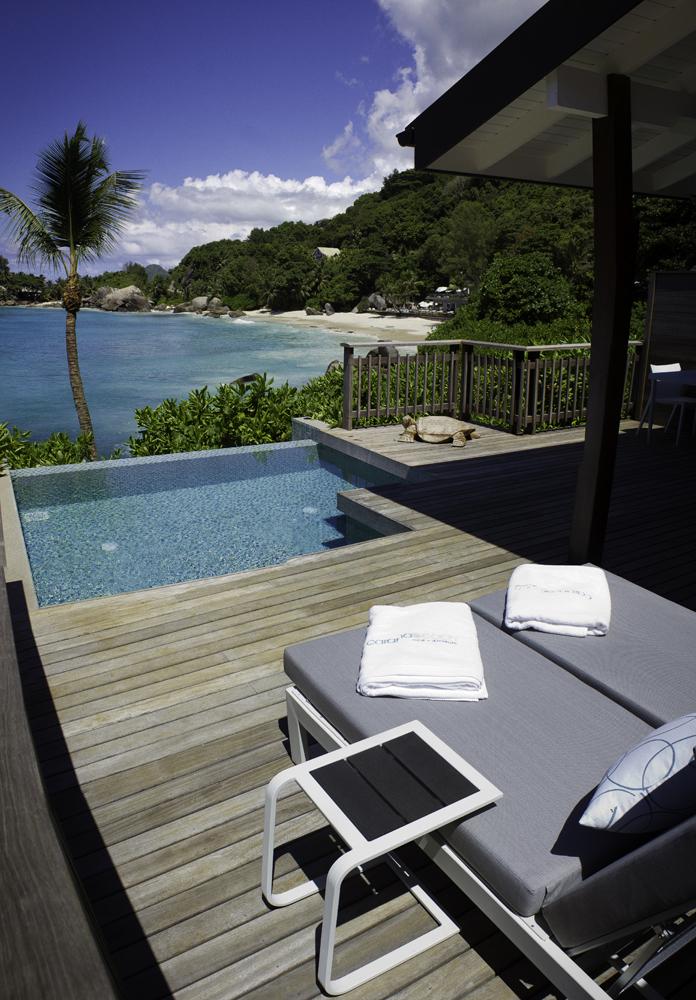 Le Carana Beach hôtel: un joyau aux Seychelles