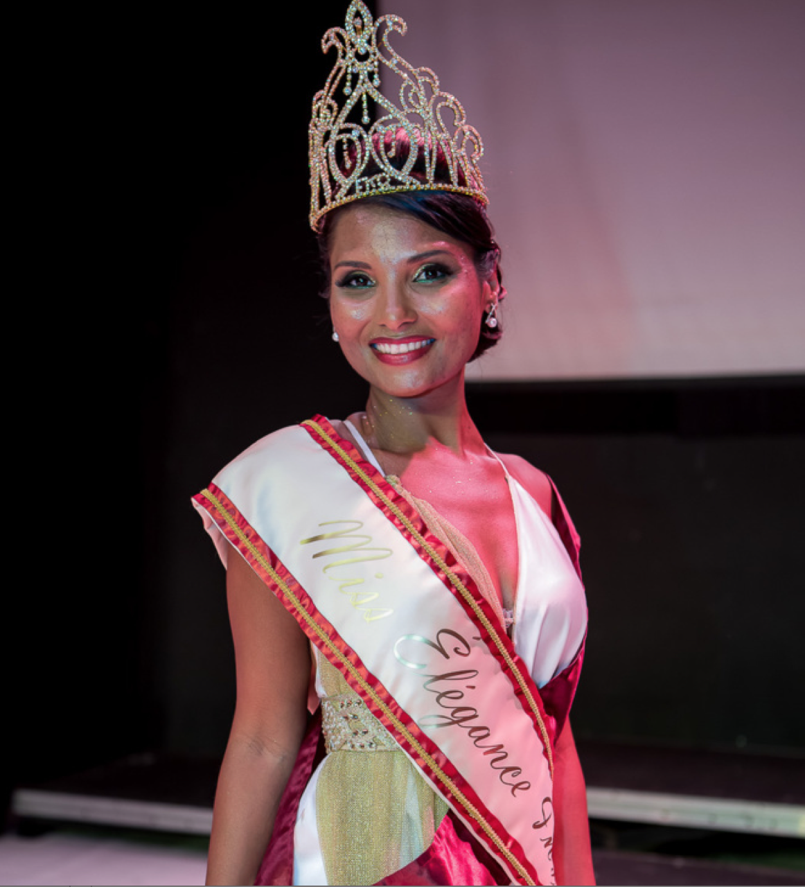Florence Cataye, Miss Elégance Inter 2016