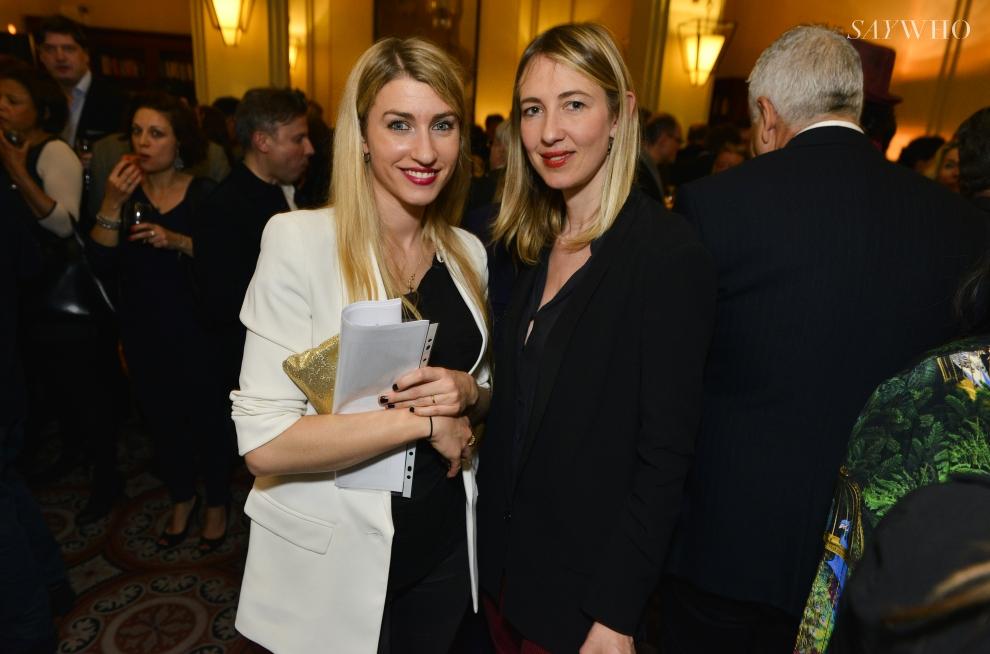 Florence Obermayer et Sabine Labrosse
