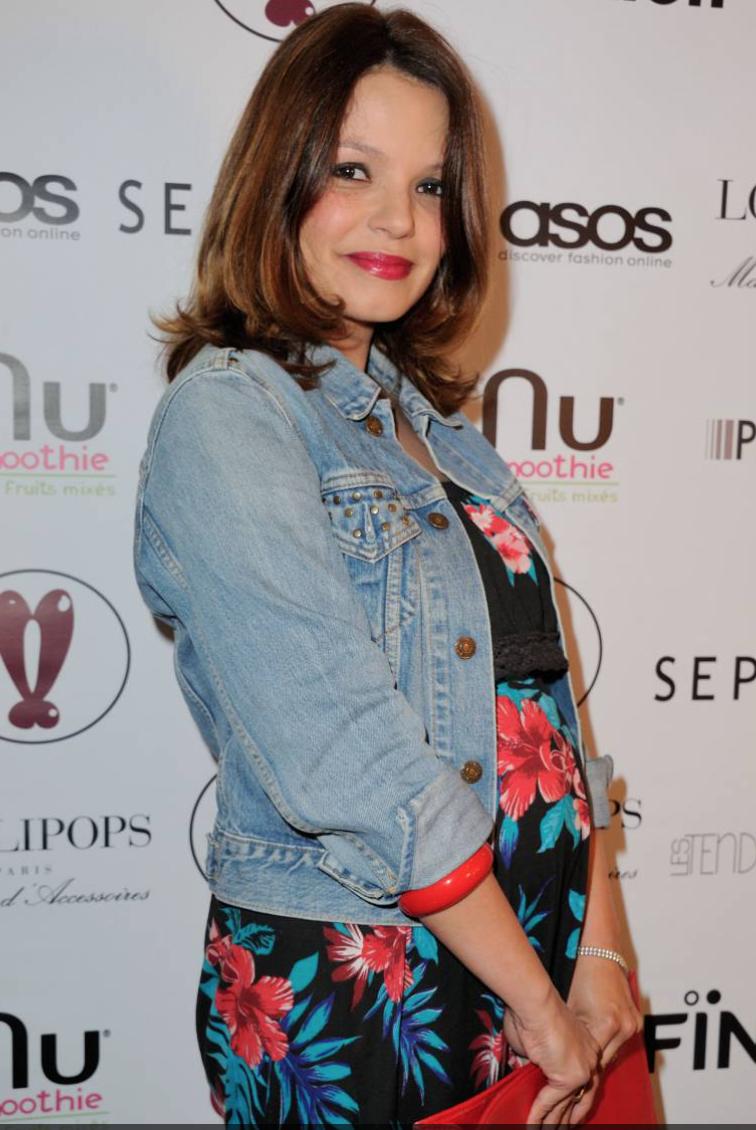 Séverine a assisté au lancement de la plateforme ASOS au showroom Hedgren à Paris