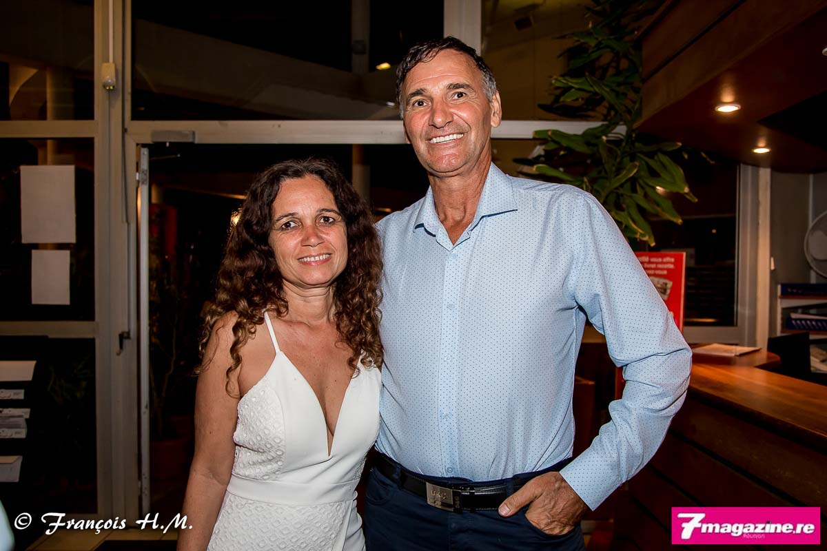 Mr et Mme Chapin Damour