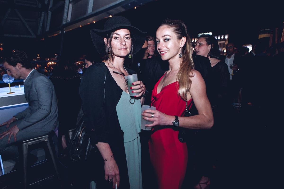 Soirée Villa Schweppes à Cannes