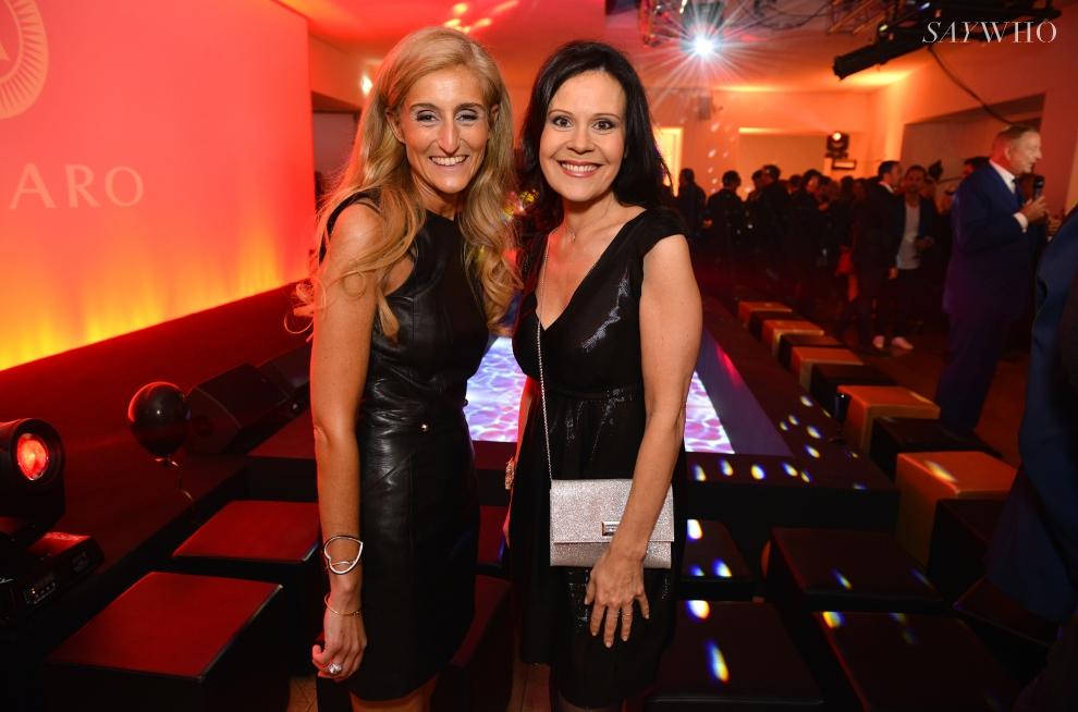 Caroline Debbash et Patricia Labernede
