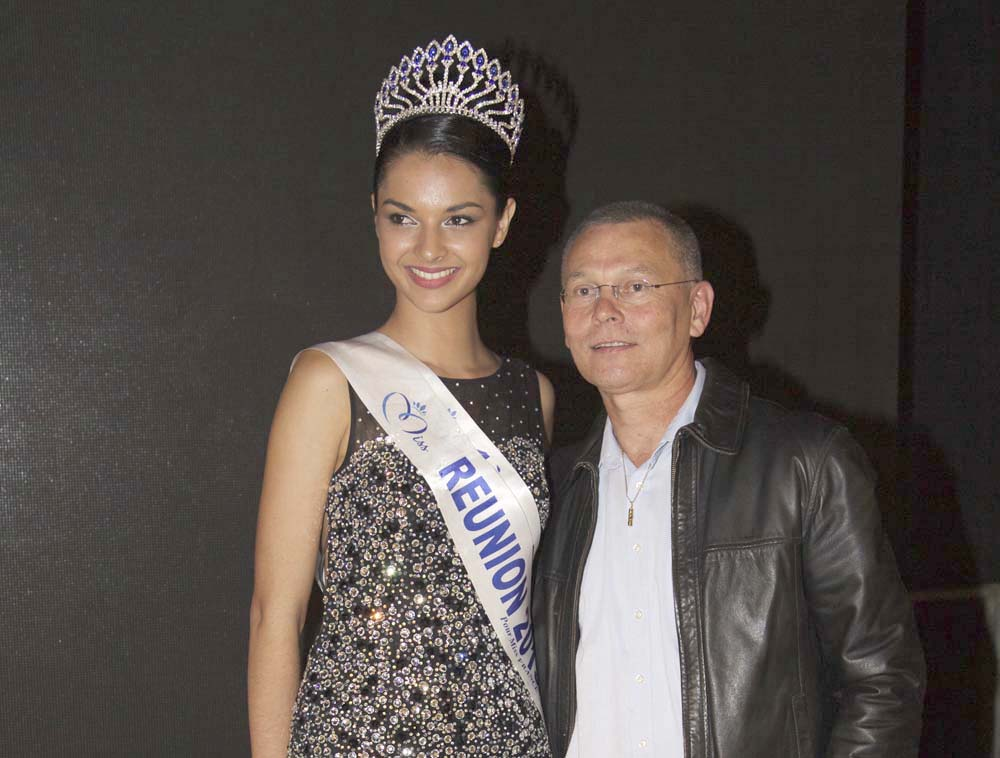 Miss Avirons 2016<br>Gwendoline Cadet élue