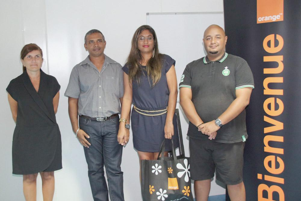 Euro 2016<br>Orange Réunion a offert des packs