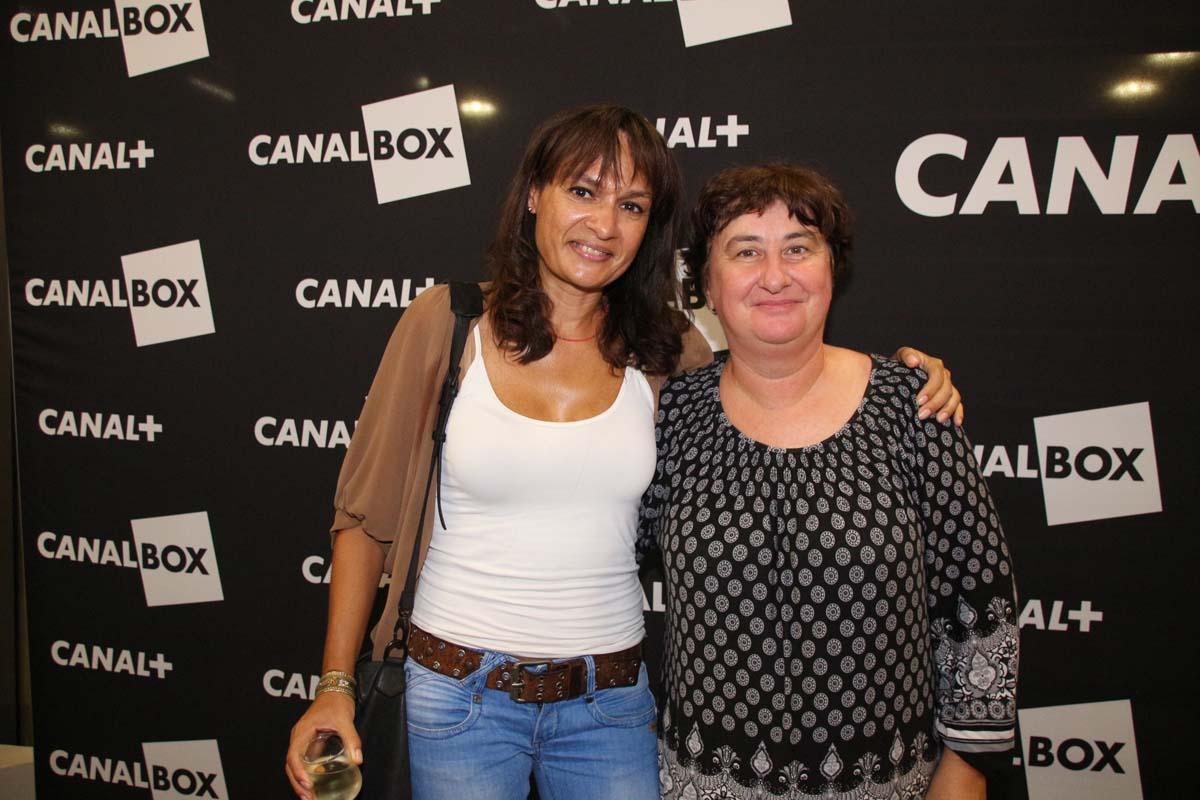 Karin Hoarau et Florence Bezu