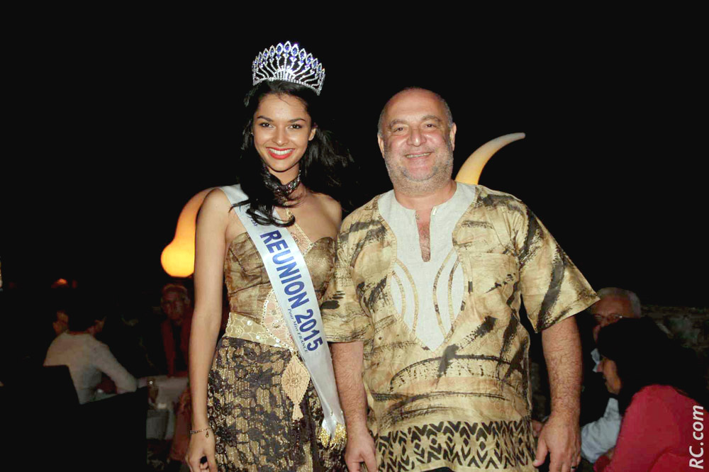 Azuima avec Bruno Raffi